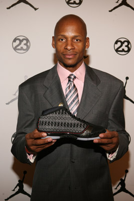 Ray Allen Popular NBA All Stars